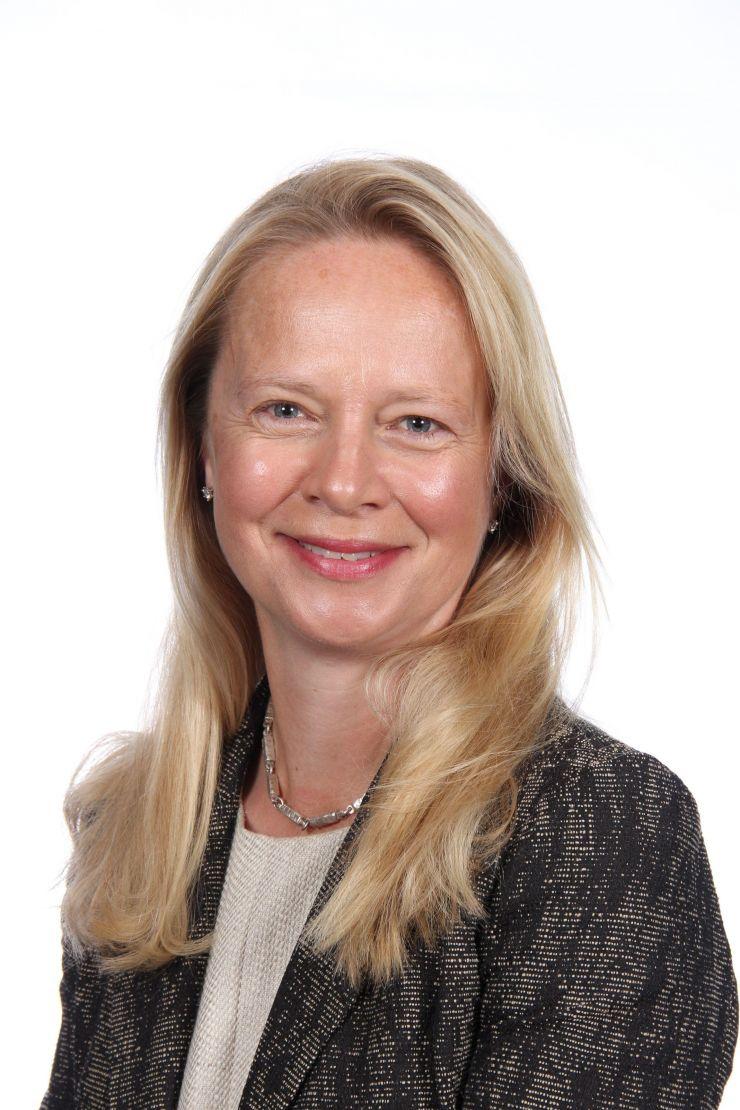 Andrea Palk MBE