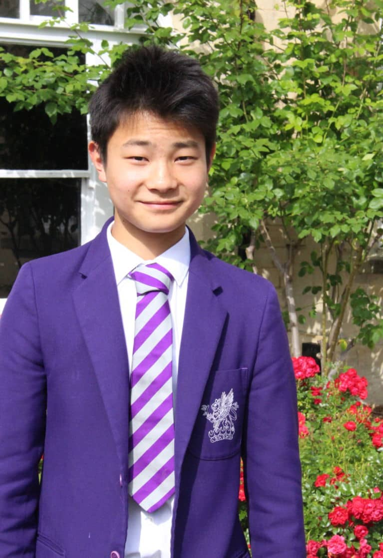 wycliffe pupil sohil