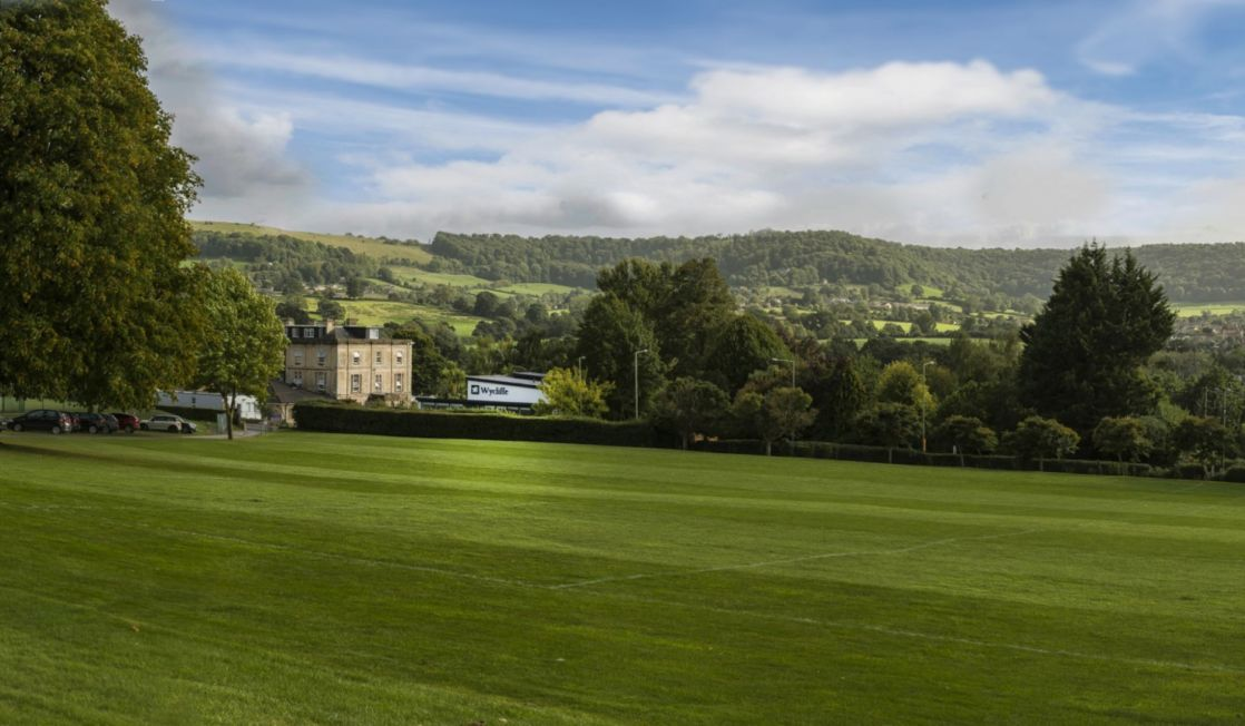 wycliffe college grounds