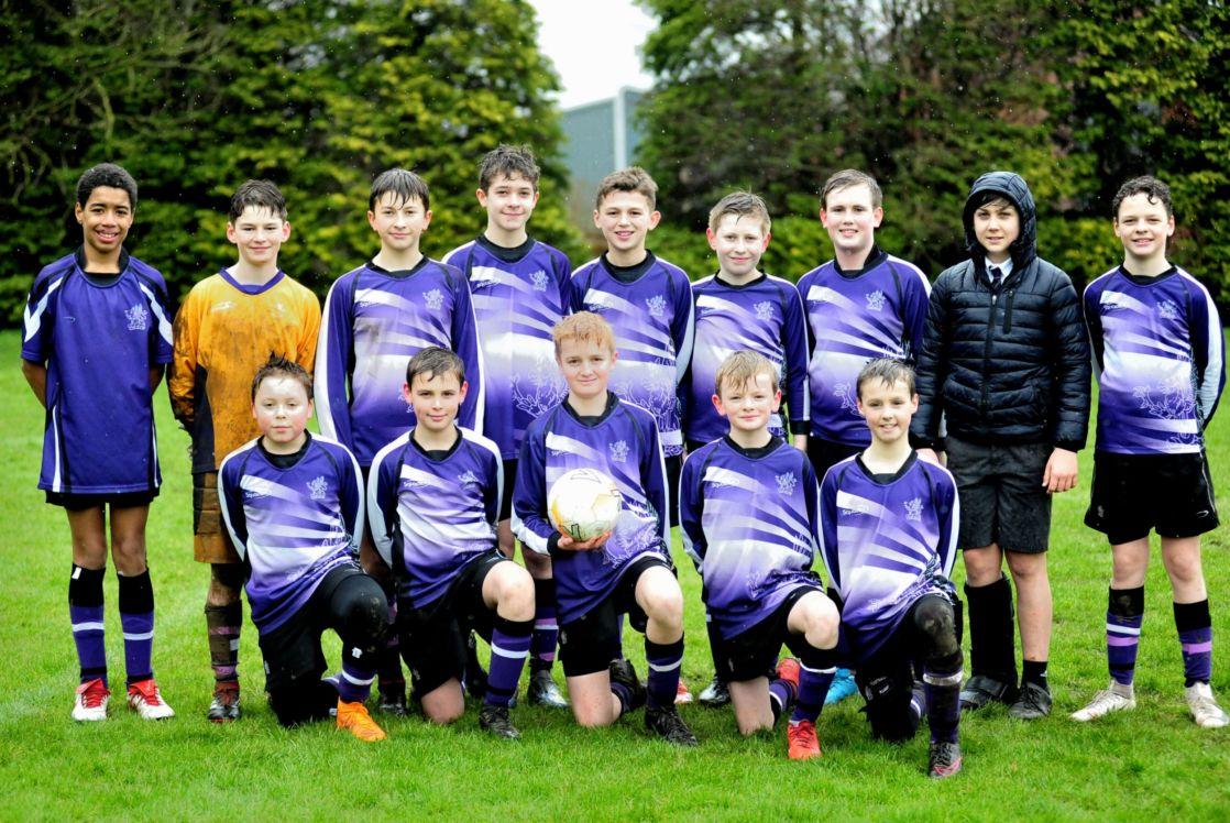 wycliffe football team