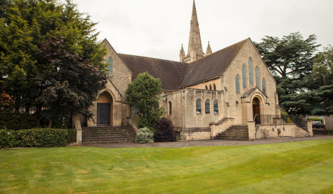 wycliffe chapel exteriors