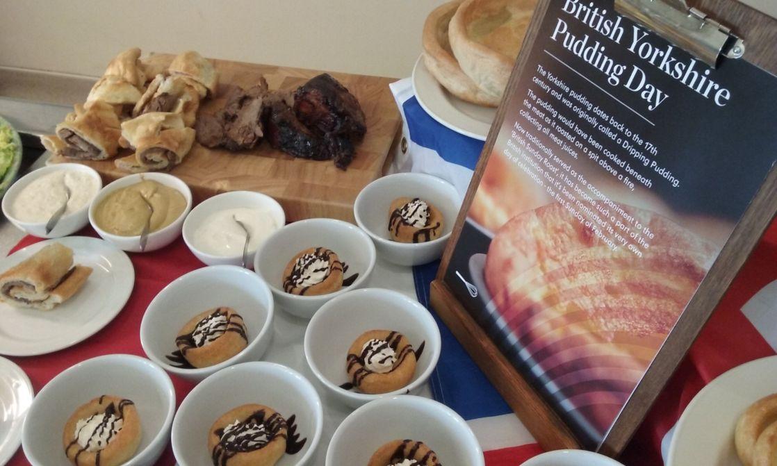 british yorkshire pudding day samples
