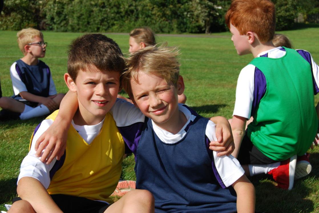 wycliffe boys smiling
