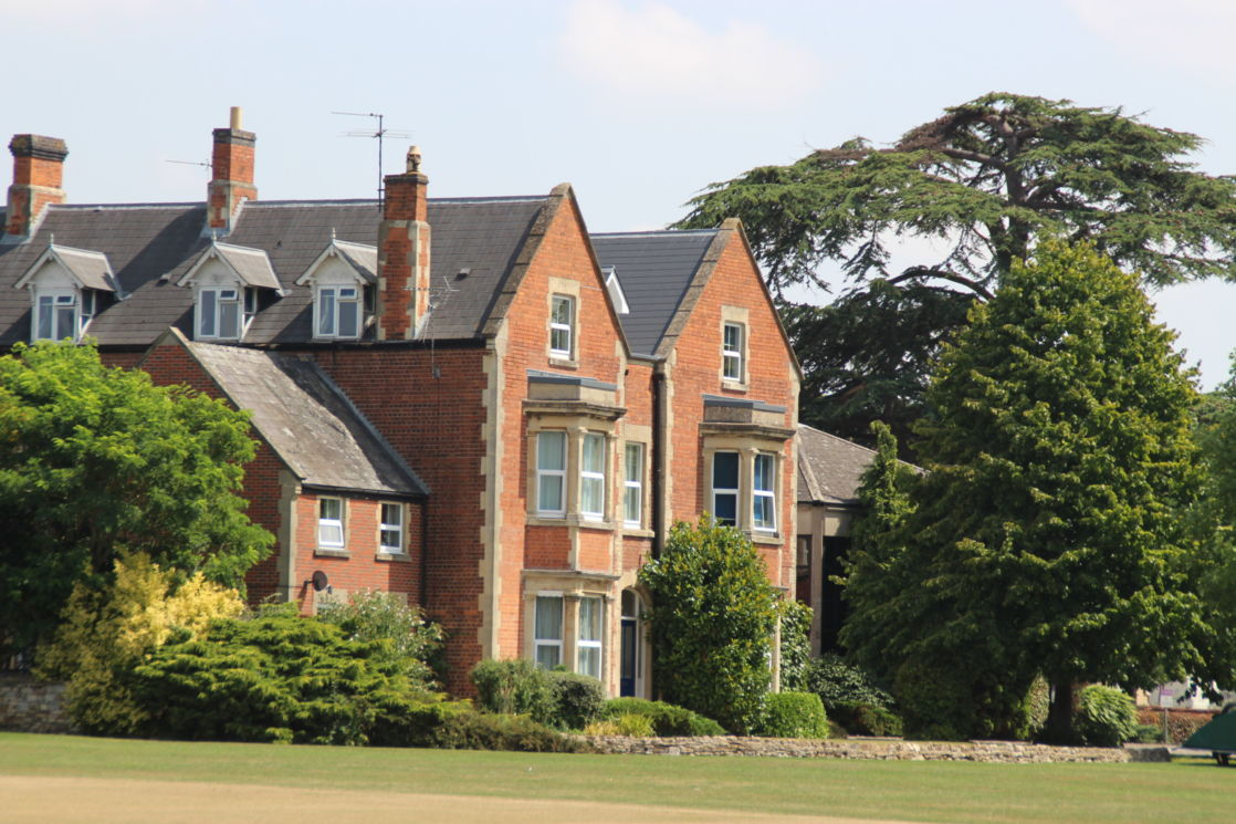wycliffe hayfield house building