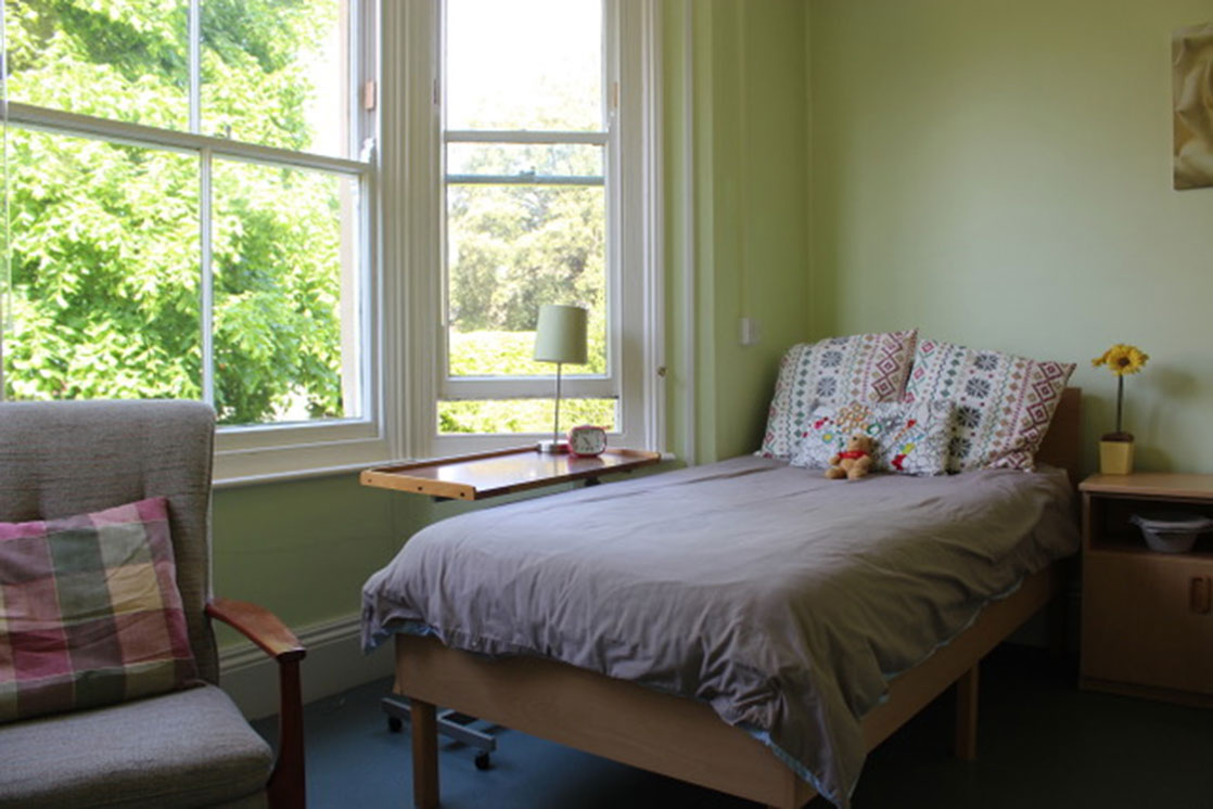 wycliffe dorms inside