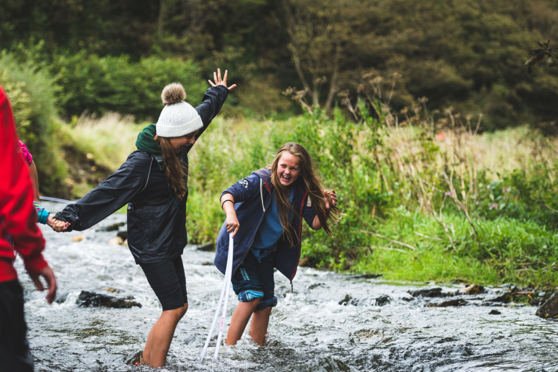 wycliffe pupils on a trip to north cornwall