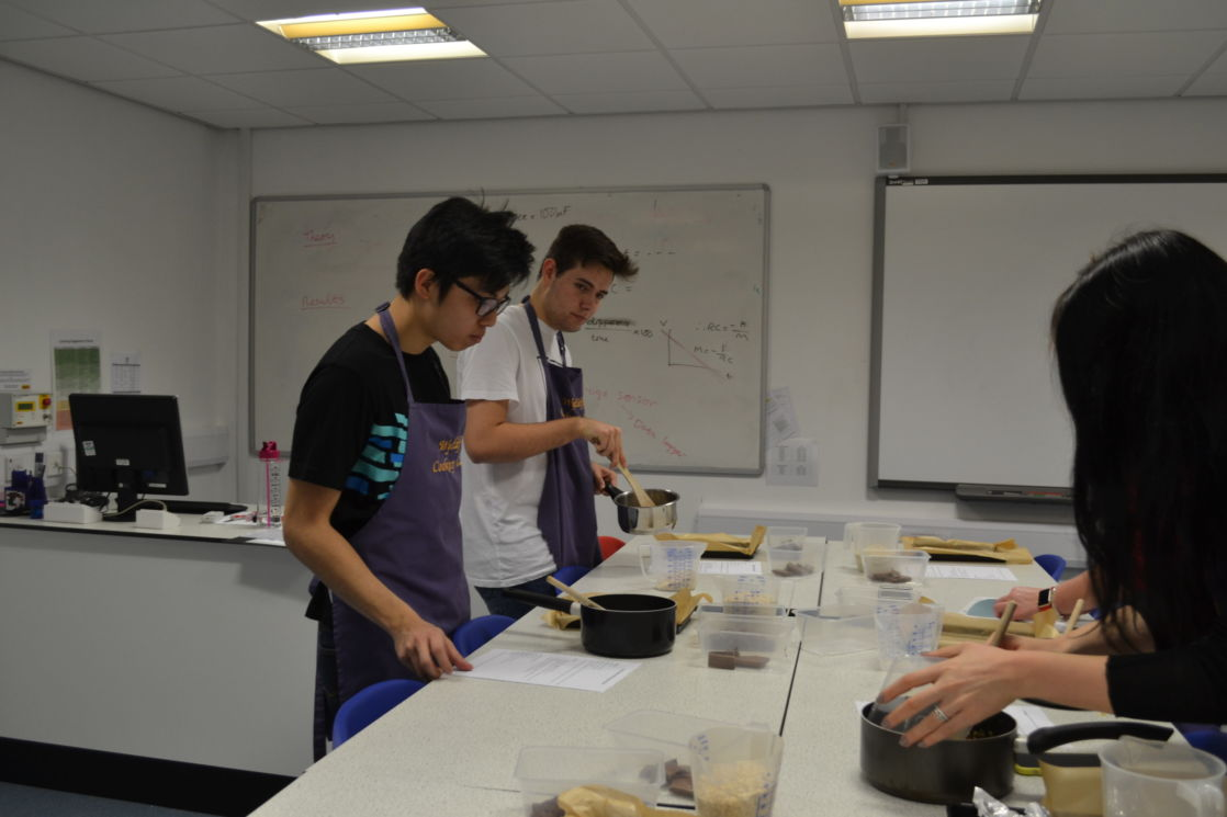 wycliffe college senior cookery