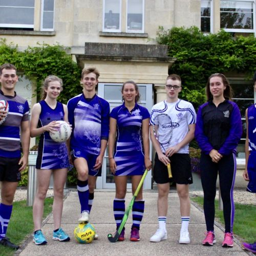 wycliffe college sports captains