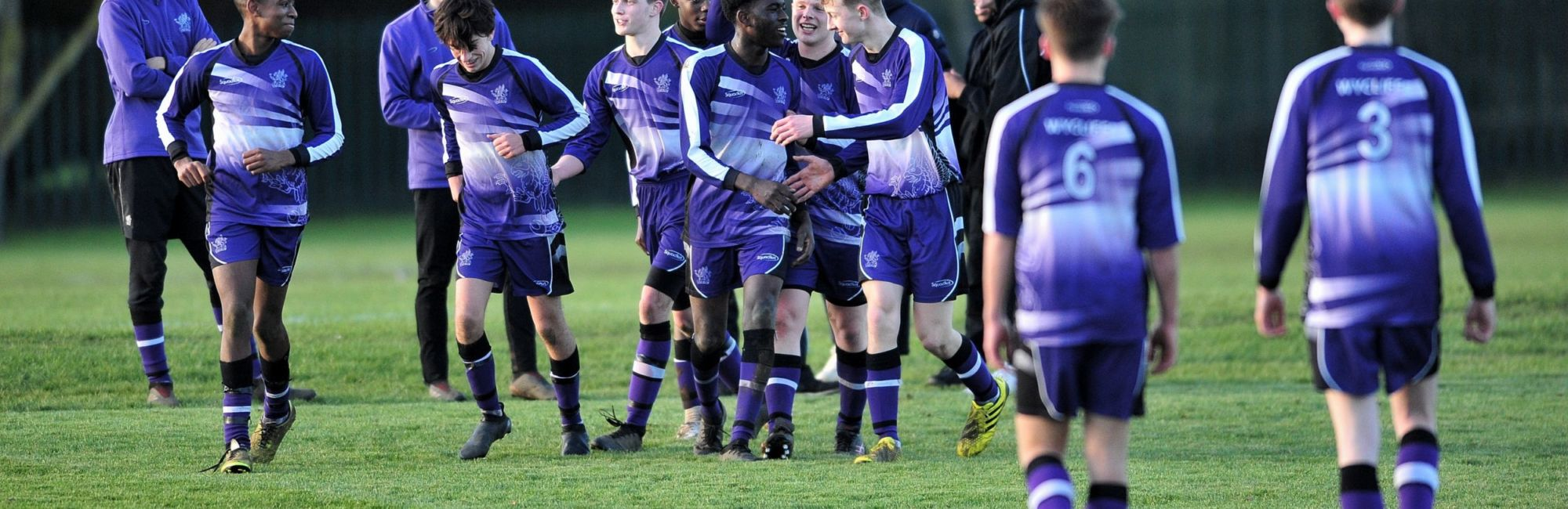 wycliffe college male football team