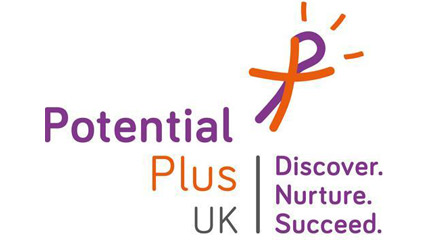 Potential Plus UK logo