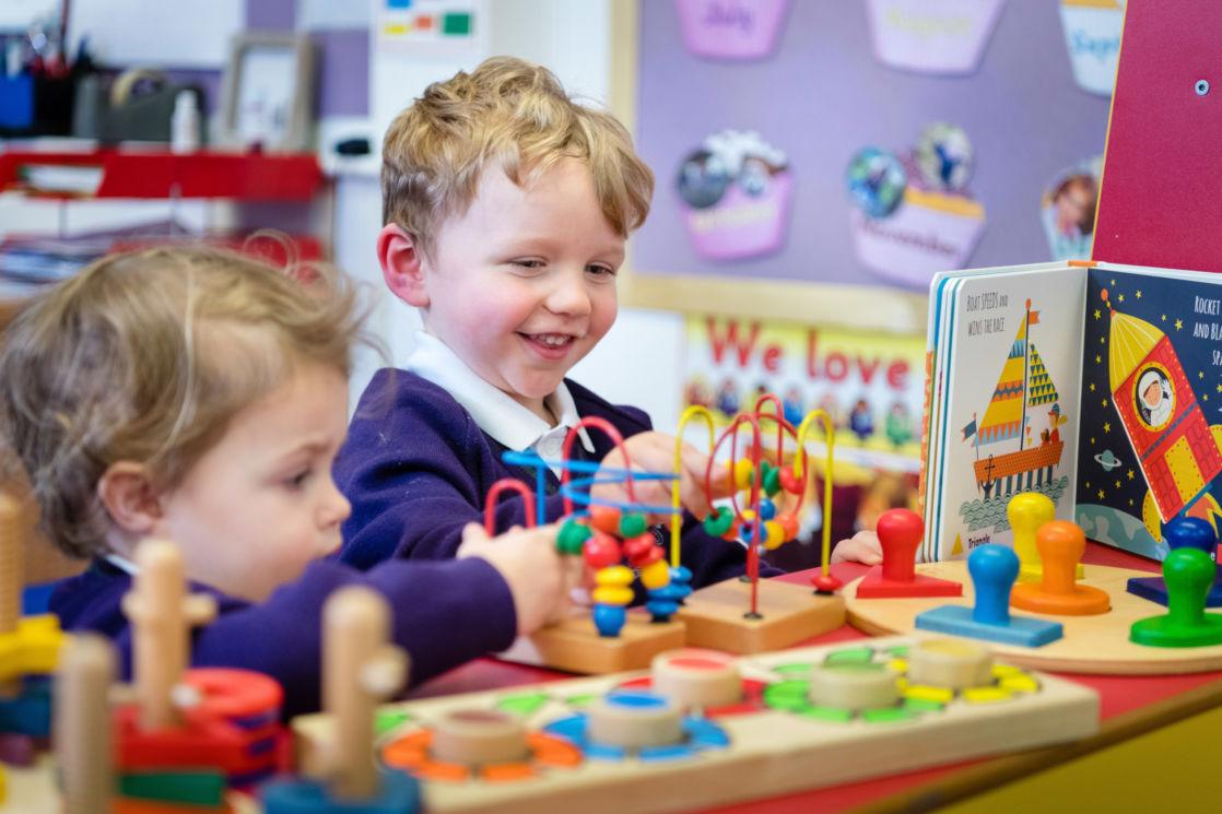wycliffe nursery class in gloucestershire
