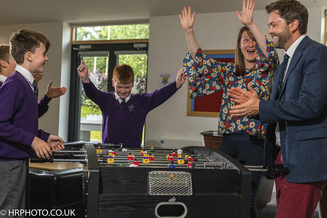 prep boarders at gloucestershire boarding school