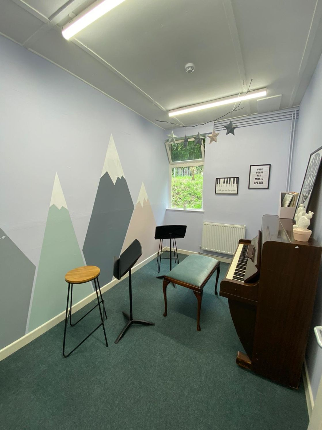 wycliffe boarding school common room for prep students