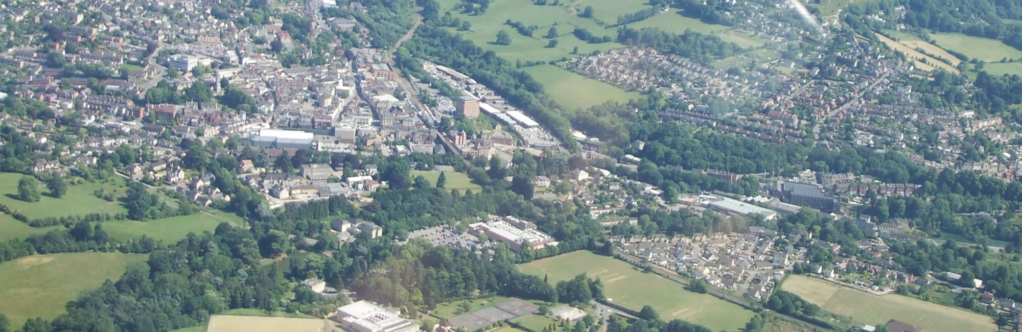 stroud in gloucestershire named as best place to live